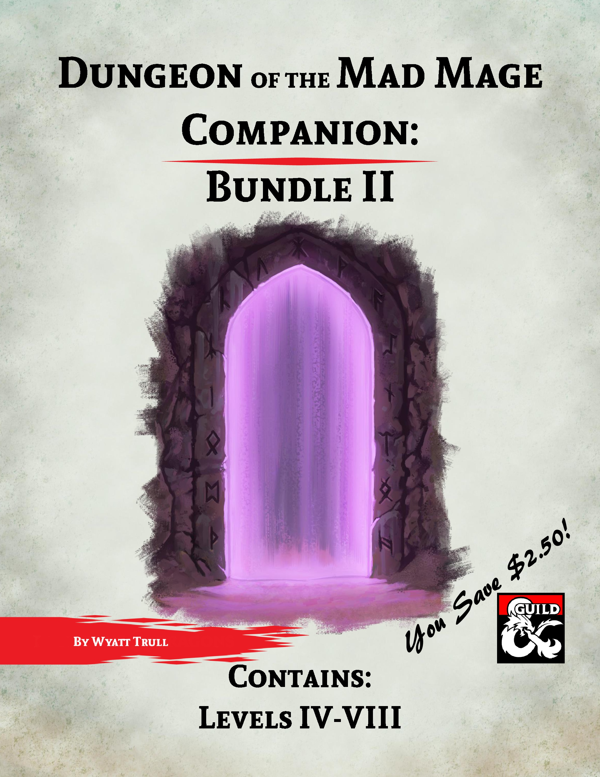 Dungeons and Dragons 5E Content – Wyatt Trull Presents